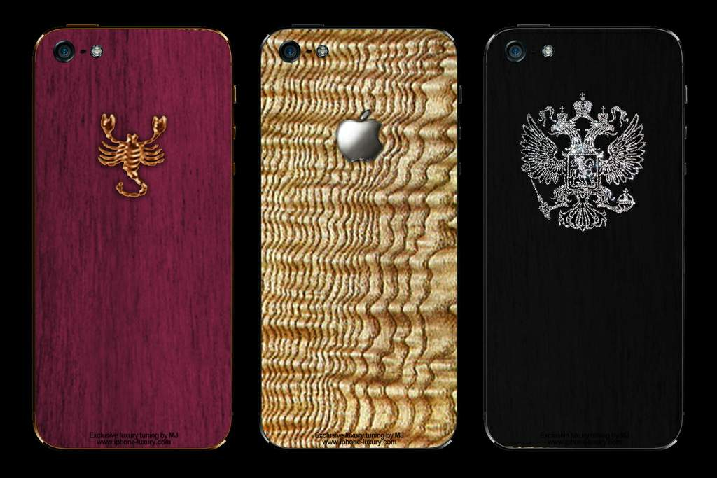 Exclusive Case and Tuning by MJ for Original Apple iPhone